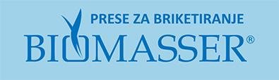 Biomasser - Prese za briketiranje